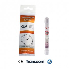 Alcoholímetro Desechable Test & Drive - Pack 5 Uds